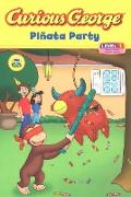 Cover-Bild zu Curious George Pinata Party (CGTV Read-aloud) (eBook) von Rey, H. A.