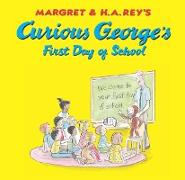 Cover-Bild zu Curious George's First Day of School (Read-aloud) (eBook) von Rey, H. A.