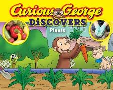 Cover-Bild zu Curious George Discovers Plants (eBook) von Rey, H. A.