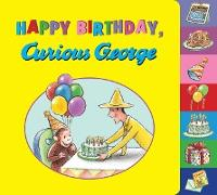 Cover-Bild zu Happy Birthday, Curious George (eBook) von Rey, H. A.
