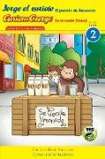Cover-Bild zu Jorge el curioso El puesto de limonada / Curious George Lemonade Stand (CGTV reader) (eBook) von Rey, H. A.