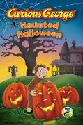 Cover-Bild zu Curious George Haunted Halloween (CGTV Reader) (eBook) von Rey, H. A.