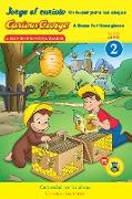 Cover-Bild zu Jorge el curioso Un hogar para las abejas/Curious George A Home for Honeybees (CGTV Reader) (eBook) von Rey, H. A.