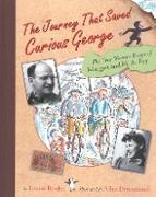 Cover-Bild zu Journey That Saved Curious George (eBook) von Drummond, Allan (Illustr.)