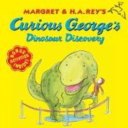 Cover-Bild zu Curious George's Dinosaur Discovery (Read-aloud) (eBook) von Rey, H. A.
