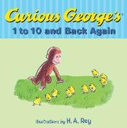 Cover-Bild zu Curious George's 1 to 10 and Back Again (eBook) von Rey, H. A.