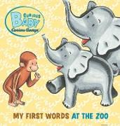 Cover-Bild zu Curious Baby My First Words at the Zoo (eBook) von Rey, H. A.