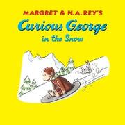 Cover-Bild zu Curious George in the Snow (eBook) von Rey, H. A.