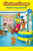 Cover-Bild zu Curious George Mother's Day Surprise (CGTV Reader) (eBook) von Rey, H. A.