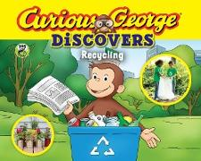 Cover-Bild zu Curious George Discovers Recycling (eBook) von Rey, H. A.