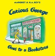 Cover-Bild zu Curious George Goes to a Bookstore (eBook) von Rey, Margret