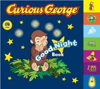Cover-Bild zu Curious George Good Night Book (eBook) von Rey, H. A.