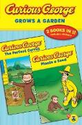Cover-Bild zu Curious George Grows a Garden (eBook) von Rey, H. A.