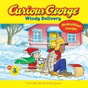 Cover-Bild zu Curious George Windy Delivery (eBook) von Rey, H. A.