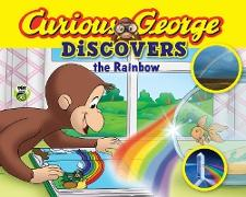 Cover-Bild zu Curious George Discovers the Rainbow (eBook) von Rey, H. A.