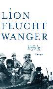 Cover-Bild zu Erfolg (eBook) von Feuchtwanger, Lion