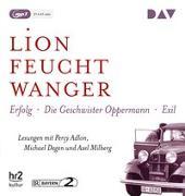 Cover-Bild zu Die »Wartesaal«-Trilogie. Erfolg - Die Geschwister Oppermann - Exil von Feuchtwanger, Lion