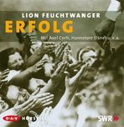 Cover-Bild zu Erfolg von Feuchtwanger, Lion