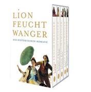 Cover-Bild zu Die historischen Romane von Feuchtwanger, Lion