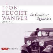 Cover-Bild zu Die Geschwister Oppermann (Audio Download) von Feuchtwanger, Lion