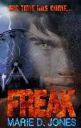 Cover-Bild zu Freak von Jones, M. Dauphine
