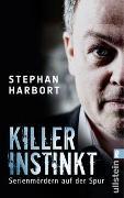 Cover-Bild zu Killerinstinkt von Harbort, Stephan