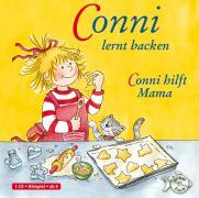 Cover-Bild zu Conni lernt backen / Conni hilft Mama