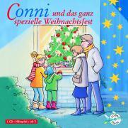Cover-Bild zu Conni und das ganz spezielle Weihnachtsfest von Boehme, Julia