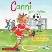 Cover-Bild zu Conni spielt Fussball