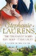 Cover-Bild zu Designs Of Lord Randolph Cavanaugh (eBook) von Laurens, Stephanie