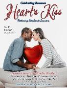 Cover-Bild zu Heart's Kiss: Issue 13, February-March 2019: Featuring Stephanie Laurens (Heart's Kiss, #13) (eBook) von Laurens, Stephanie