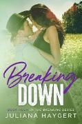 Cover-Bild zu Breaking Down (The Breaking Series, #4) (eBook) von Haygert, Juliana