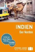 Cover-Bild zu Stefan Loose Reiseführer Indien, Der Norden (eBook) von Edwards, Nick