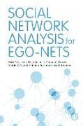Cover-Bild zu Social Network Analysis for Ego-Nets (eBook) von Crossley, Nick