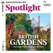 Cover-Bild zu Englisch lernen Audio - Britische Gärten (Audio Download) von Connors, Owen