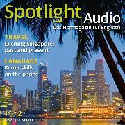 Cover-Bild zu Englisch lernen Audio - Singapur (Audio Download) von Sharp, Inez