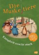 Cover-Bild zu Muskeltiere - Vorlesebuch zur Serie #1 (eBook) von Stein, Maike