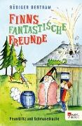 Cover-Bild zu Finns fantastische Freunde. Feuerblitz und Schmusedrache (eBook) von Bertram, Rüdiger
