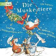 Cover-Bild zu Die Muskeltiere und das Weihnachtswunder (Audio Download) von Krause, Ute