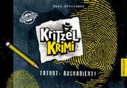 Cover-Bild zu Kritzel-Krimi von Ottermann, Doro