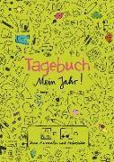 Cover-Bild zu Tagebuch - Mein Jahr! von Ottermann, Doro