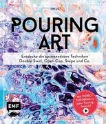 Cover-Bild zu Pouring Art von Runge, Lars