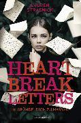 Cover-Bild zu Heartbreak Letters. 16 Gründe, dich zu hassen (eBook) von Strasnick, Lauren
