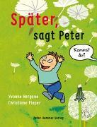 Cover-Bild zu Später, sagt Peter von Hergane, Yvonne