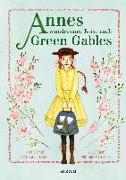 Cover-Bild zu Annes wundersame Reise nach Green Gables von George, Kallie
