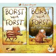 Cover-Bild zu Borst vom Forst (Audio Download) von Hergane, Yvonne