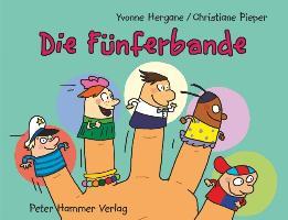 Cover-Bild zu Die Fünferbande von Hergane, Yvonne
