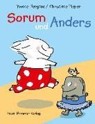 Cover-Bild zu Sorum und Anders von Hergane, Yvonne