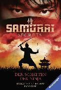 Cover-Bild zu Samurai Secrets 3: Der Schatten der Ninja (eBook) von Hoobler, Dorothy