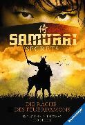 Cover-Bild zu Samurai Secrets 2: Die Rache des Feuerdämons (eBook) von Hoobler, Dorothy
